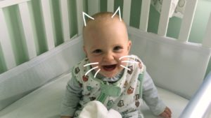 Baby with Happy Songs for Children