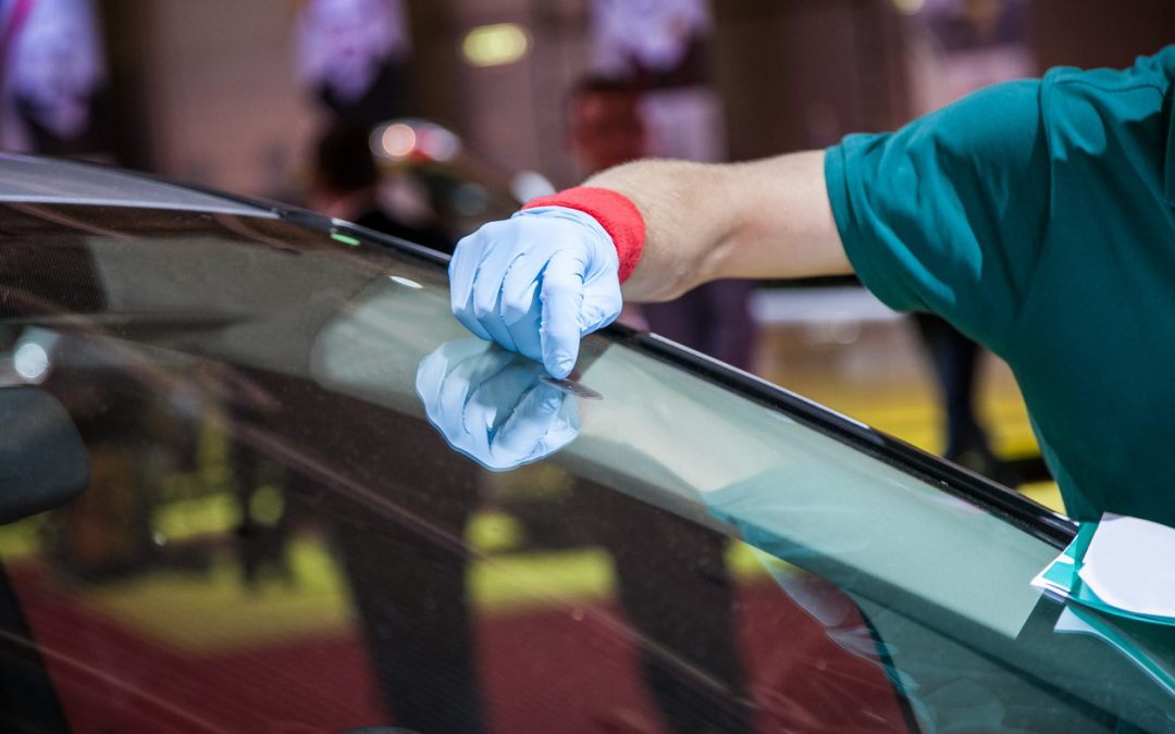 auto glass repairer