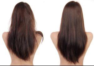 Get Shiny Hair