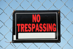 Trespassing Offenses in Tampa