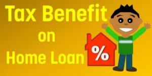 home loan, tax benefit