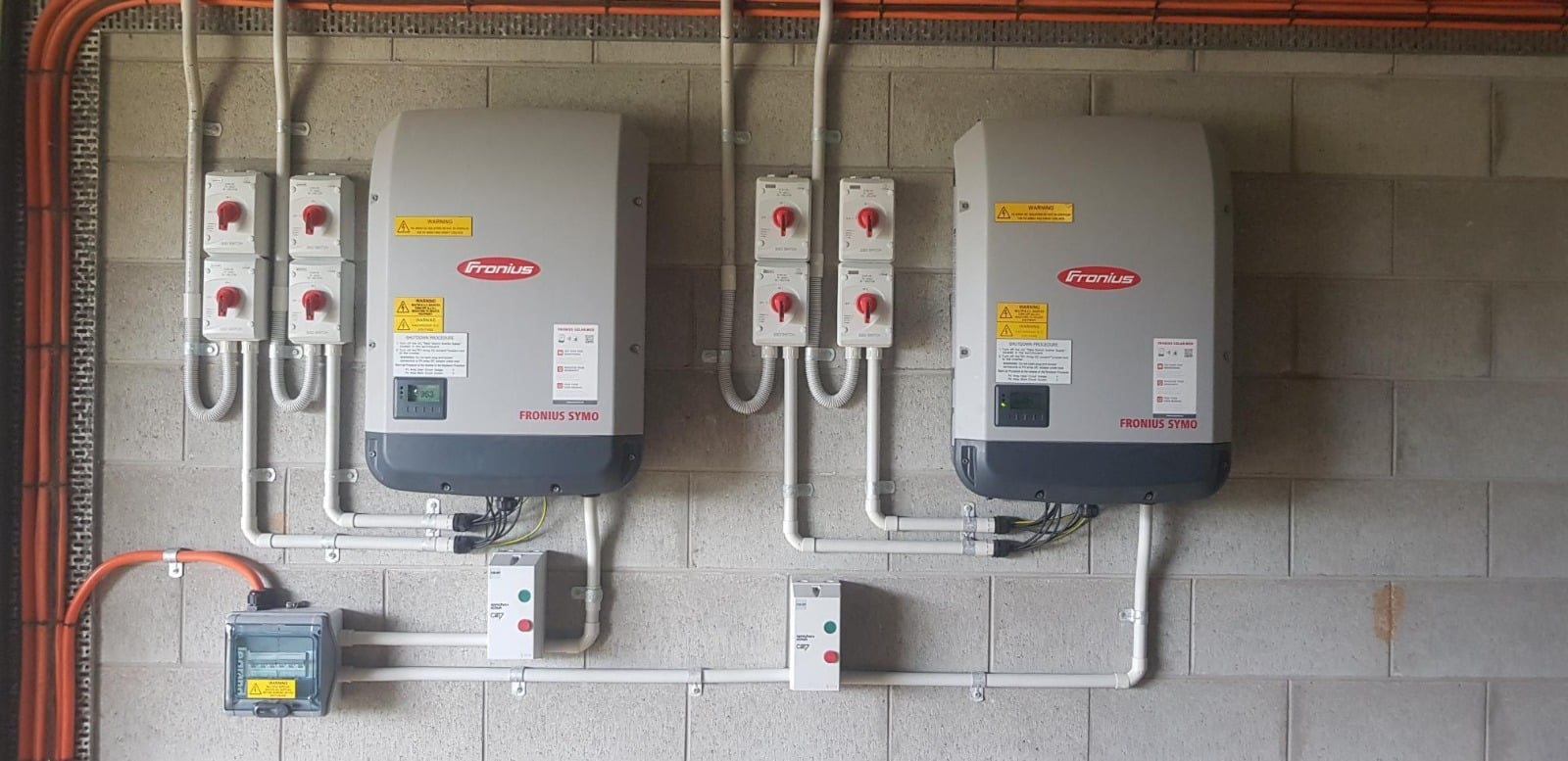 solar inverter installation Brisbane