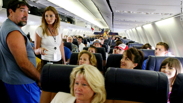 Things You Should Never Do on Airplane