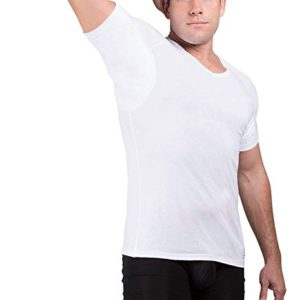 sweat proof undershirts