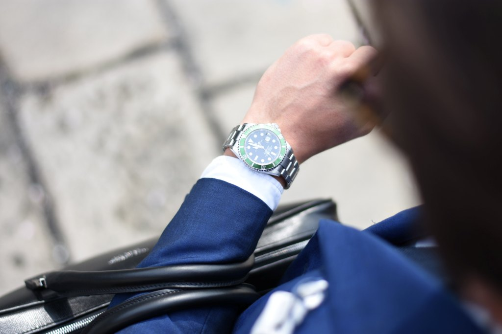 Right-Sized Timepiece