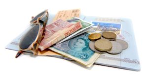 exchange currency abroad
