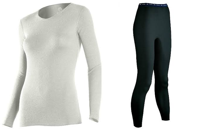 wool thermals