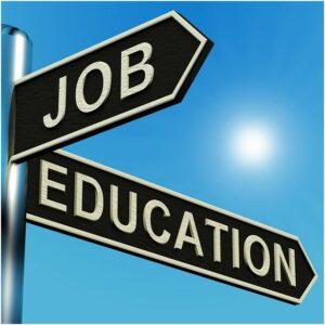 Employment VS Education
