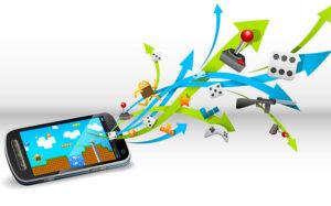 mobile gaming application